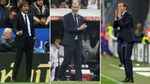 Allegri, Conte y Zidane, candidatos al mejor entrenador