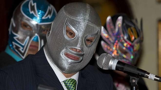 El Enmascarado de Plata ha conquistado cetros mundiales en al menos...