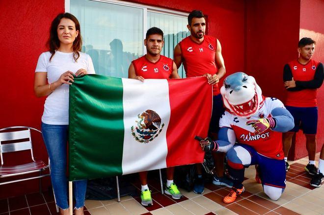 Juan Antonio Luna, cesado como técnico de Veracruz