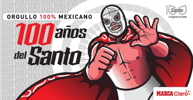 El Santo, el Superhéroe de México