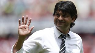 El guaraní desea tener éxito con el Veracruz.