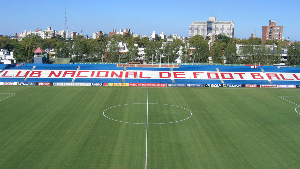 Estadio Parque Central de Uruguay