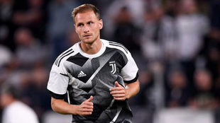 Höwedes, con la Juventus.