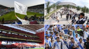 En nueve diferentes estadios de la República Mexicana se reanudará...