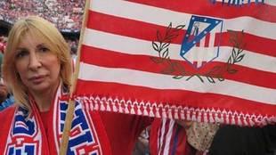 <strong>Aran Aznar</strong>, sobrina del ex presidente...