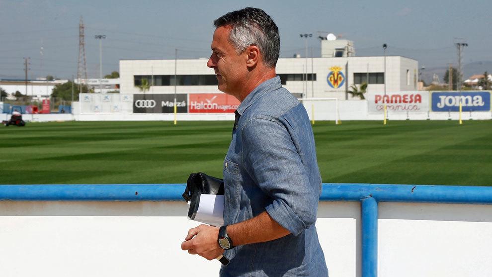 Fran Escribá sale de la Ciudad Deportiva