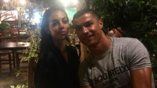 Cristiano & Georgina. INSTAGRAM.