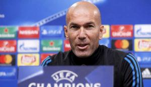 Zidane, en Dormund.