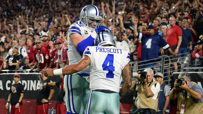 Segundo triunfo de Dallas.