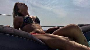 Ema Brozovic, la hermana de Marcelo Brozovic (Inter ), no ha dudado en...
