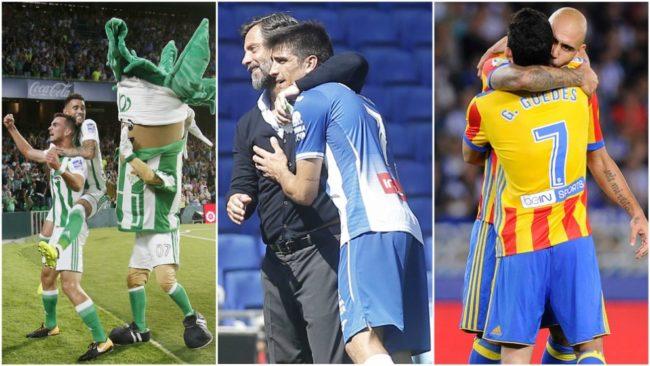 Fiesta de goles en la sexta jornada de LaLiga.
