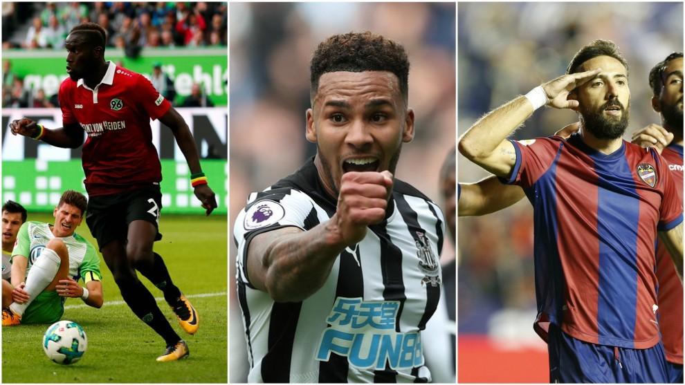 Hannover, Newcastle y Levante, los tres mejores recién ascendidos.