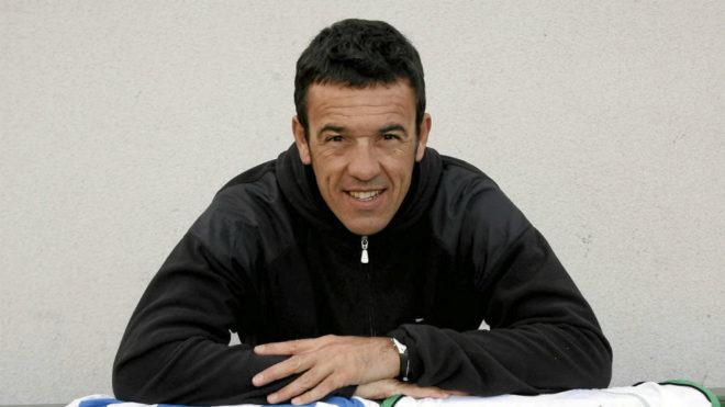 Paco Liaño posa para MARCA durante una entrevista.