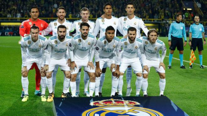 Real Madrid Player Ratings Vs Borussia Dortmund Marca In English
