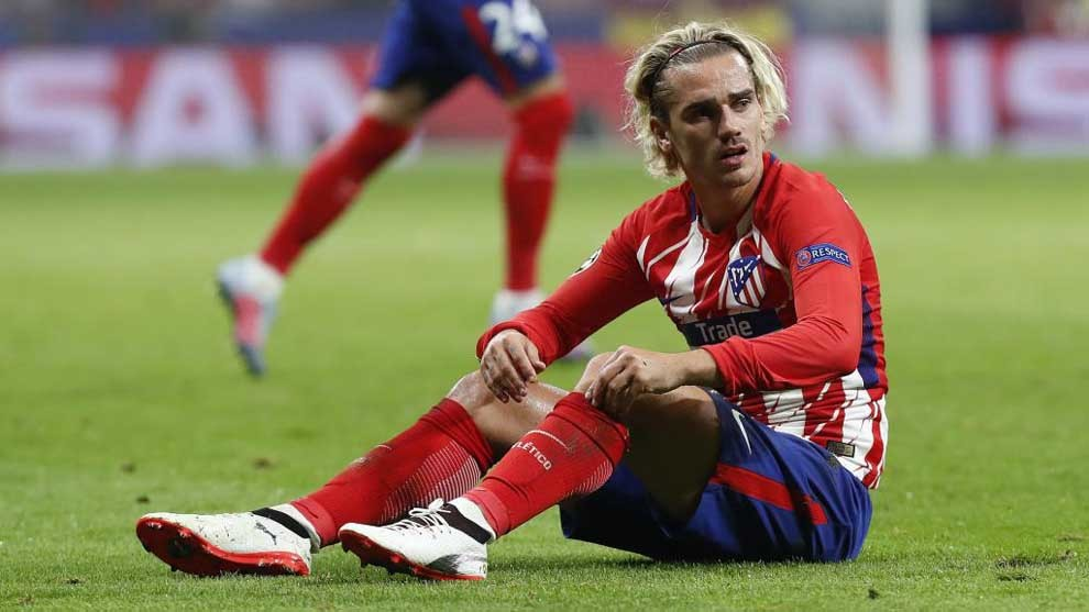 Griezmann I Did Not Play Well And It Was Not A Good Day For Me