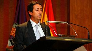 Manuel Casado, �nico aspirante a la presidencia de la RFME.