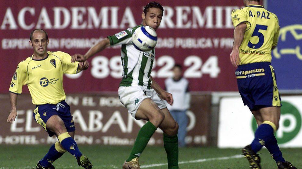 Cádiz-Betis de la Copa 2004-05