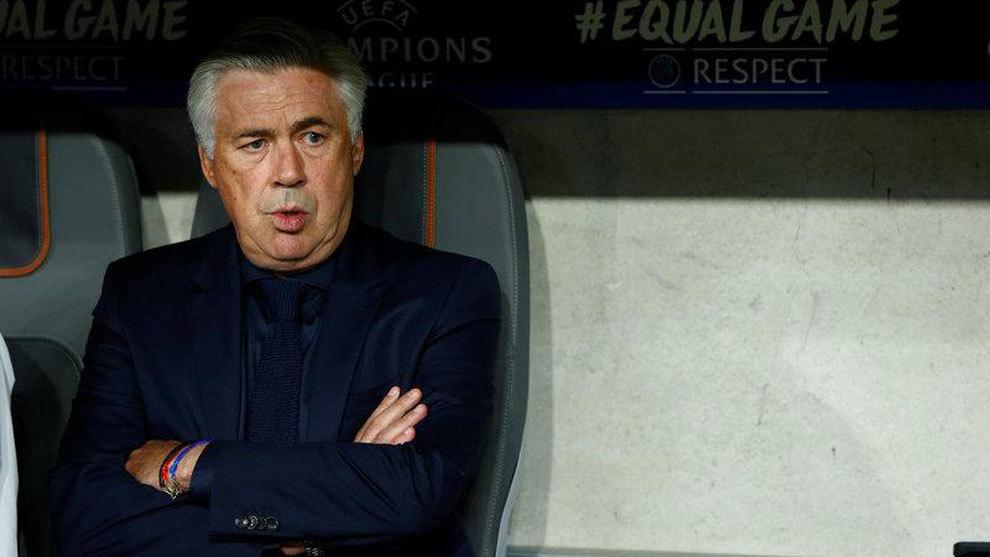 Ancelotti, despedido
