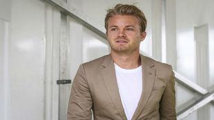 Rosberg, este año.