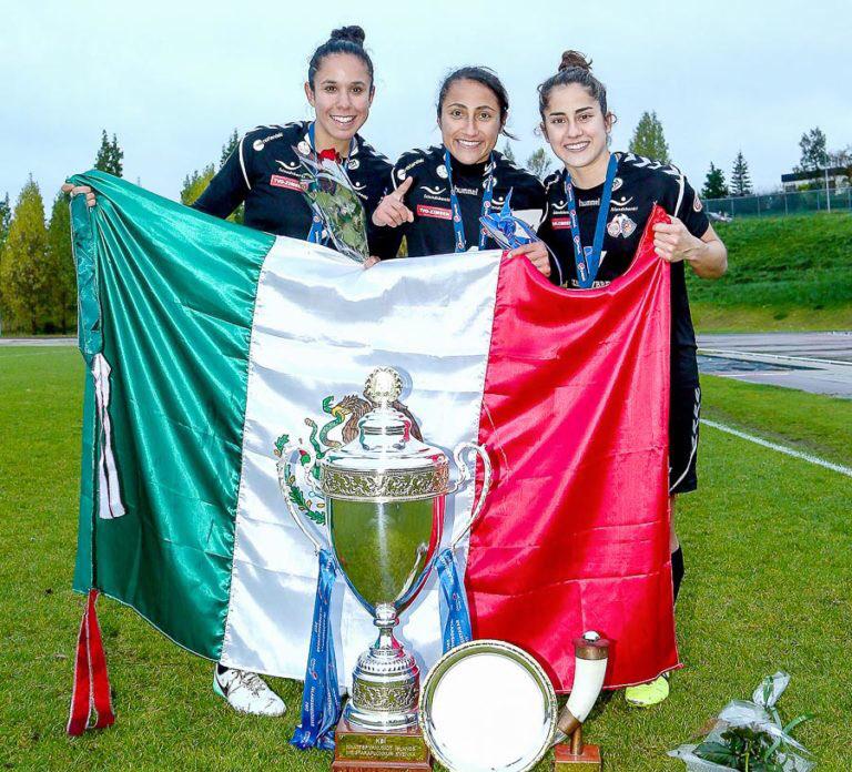 Orgullo mexicano en Islandia.