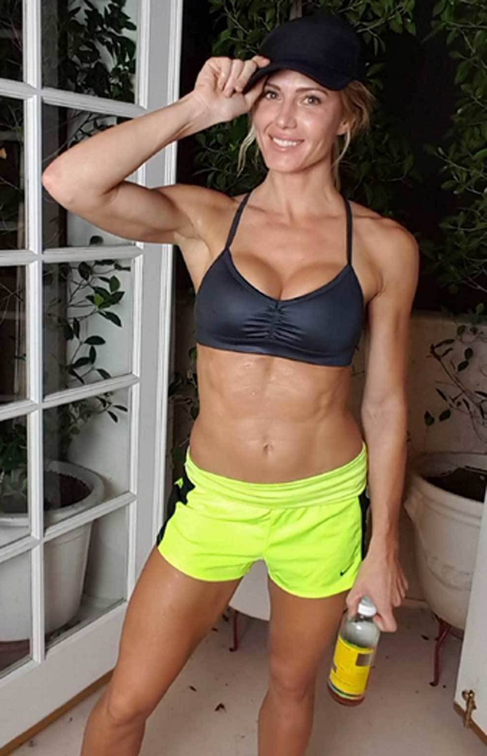 Wwe Torrie Wilson Stripping For Playboy Sent My Popularity Soaring
