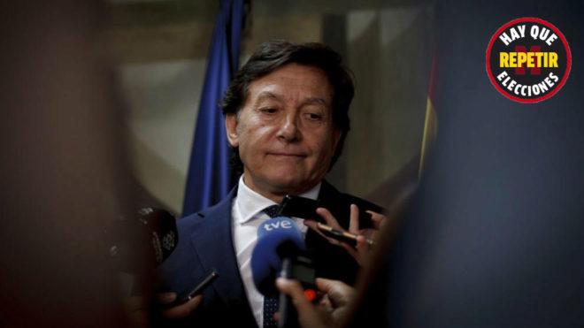 El secretario de Estado, José Ramón Lete