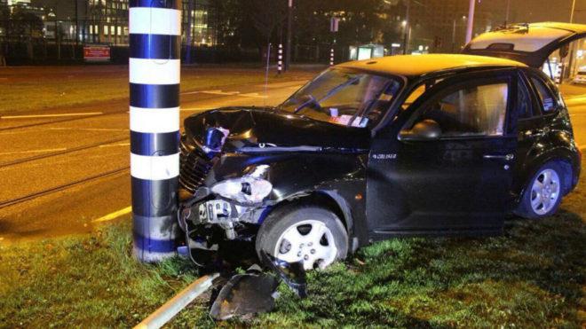 Uci Car Accident