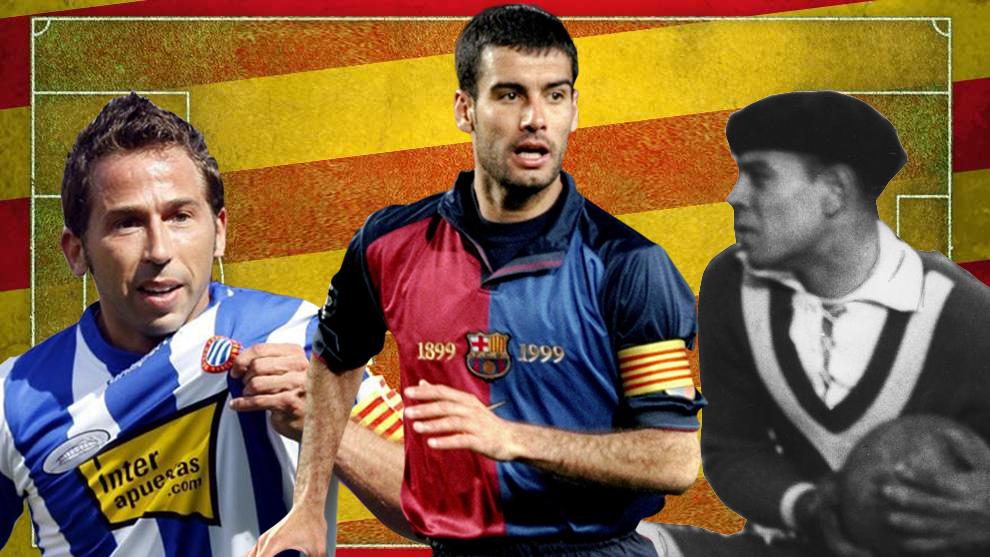 Tamudo, Guardiola y Zamora.