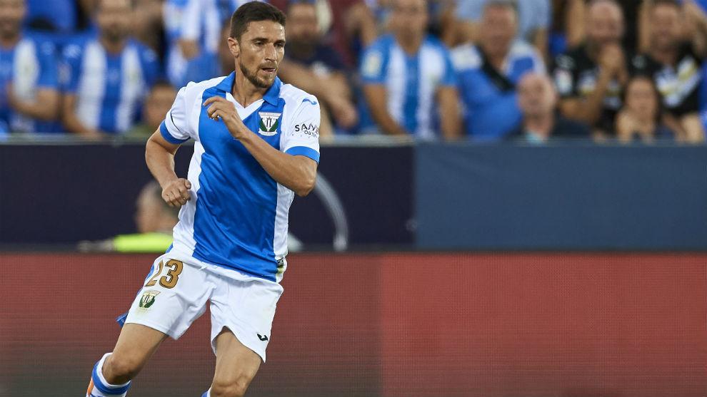 El Leganés recuperará a Mantovani, Muñoz y Omar Ramos