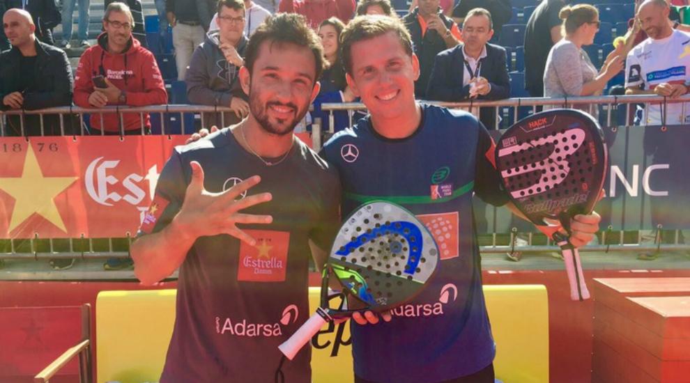 Sanyo Gutiérrez y Paquito Navarro
