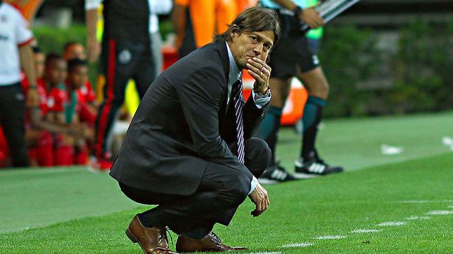 Matías Almeyda suena para ir a Argentina.