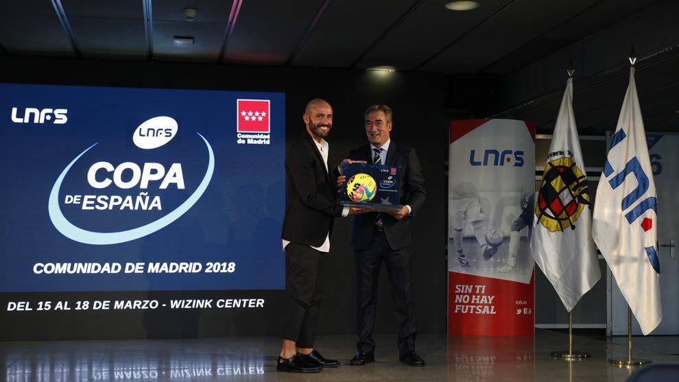 Jaime de los Santos, consejero de Cultura, Turismo y Deportes de la...