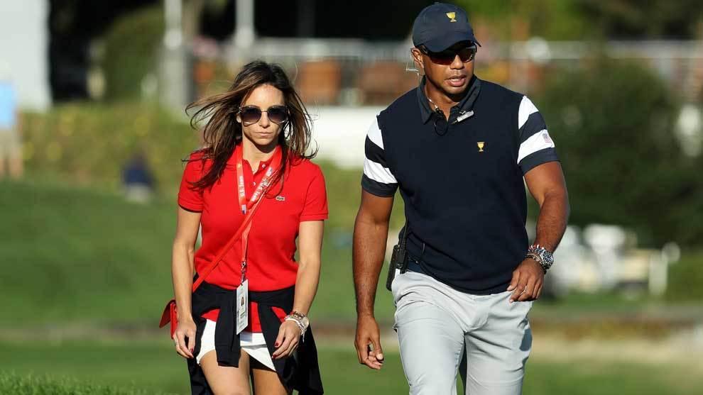 Tiger Woods presentó en sociedad a su nueva novia, Erica Herman. La...