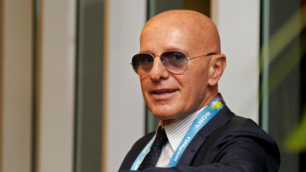 Sacchi (71), en una entrevista con MARCA en 2014