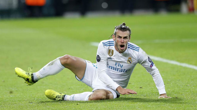 gareth bale suffers his 13th injury while with real madrid marca