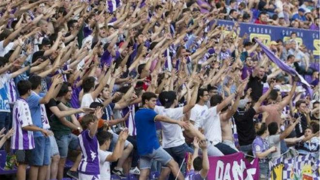 Afición Real Valladolid