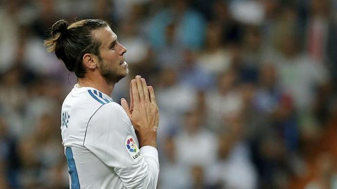 Bale estará un mes de baja