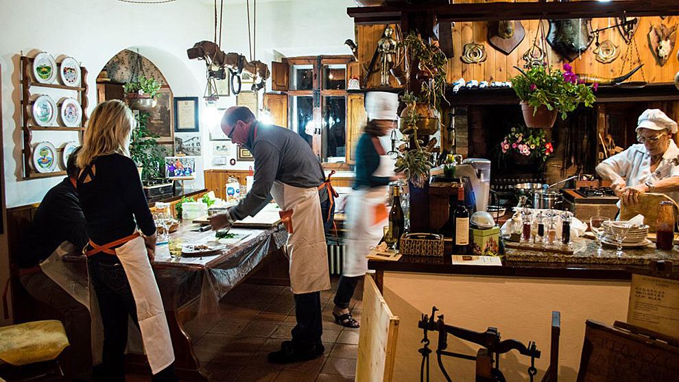 Aprender a cocinar en una casa rural - Aprender a cocinar ...