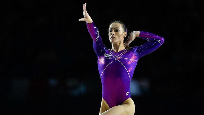 Catalina Ponor, en el Mundial.