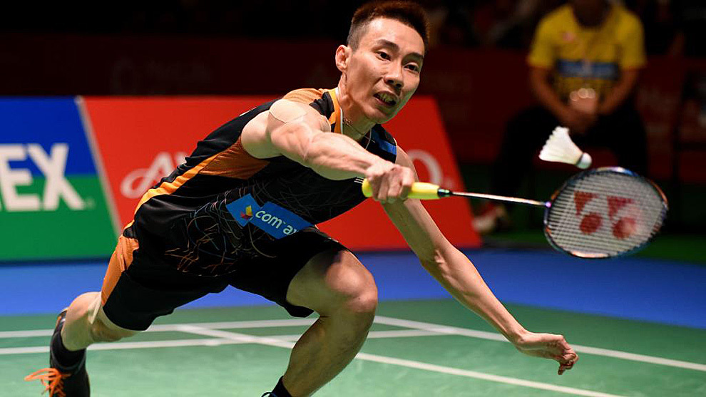 Lee Chong Wei /