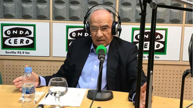 Alfonso Guerra en Onda Cero