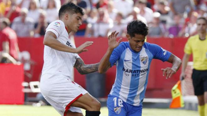 Rosales pugna con Correa.