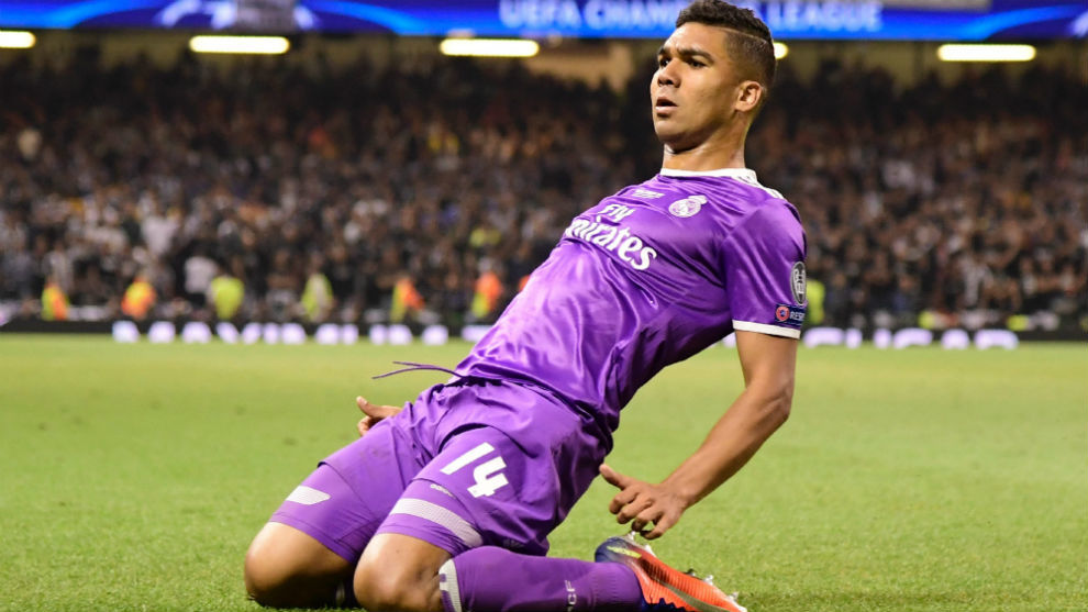 Image result for casemiro