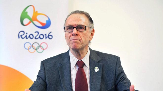 Carlos Arthur Nuzman, presidente del Comité Olímpico Brasileño