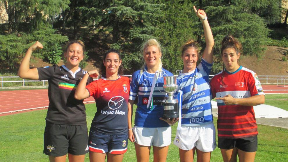 Cinco equipos de los ocho participantes son de Madrid.