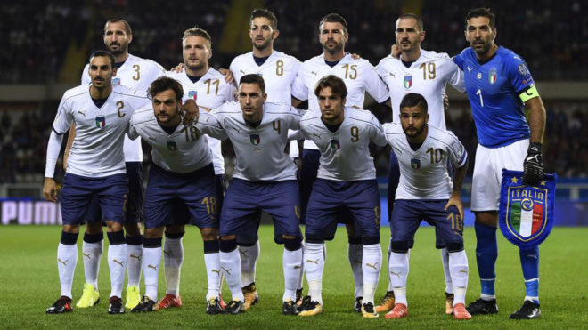 2018Gigi Mundial Con La Buffon Clasificación 'azzurra Viste Se SqVpMGUz
