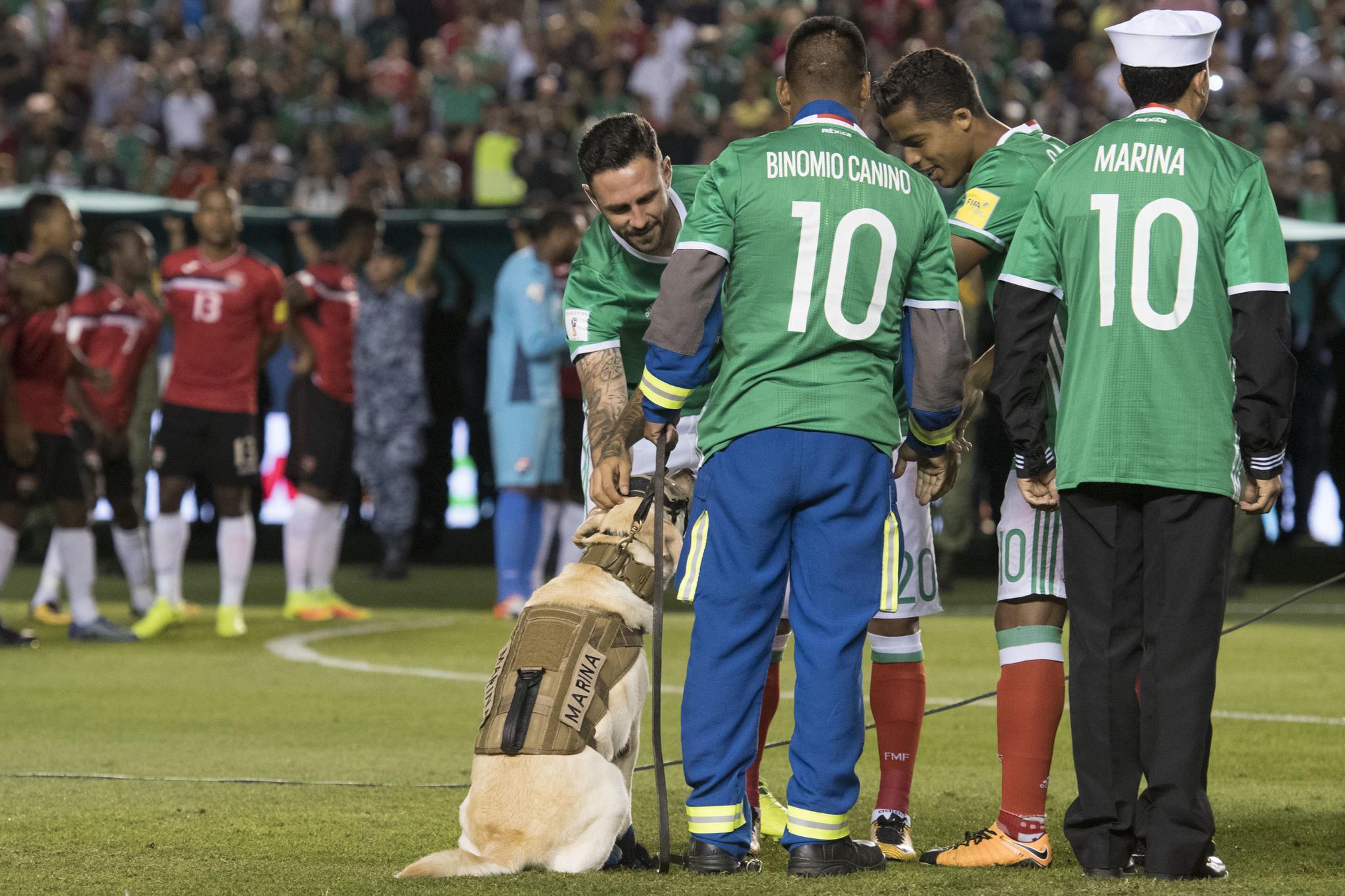 Binomio Canino y demás dependencias, reconocidas pr los jugadores