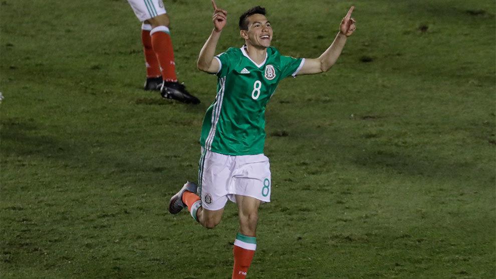 Selección Mexicana  México remonta en los últimos minutos a Trinidad ... 4469fcdedbd8c
