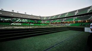 Inauguraci�n del Gol Sur