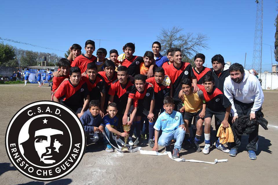 El Club Social Atlético y Deportivo Ernesto Che Guevara fue fundado...
